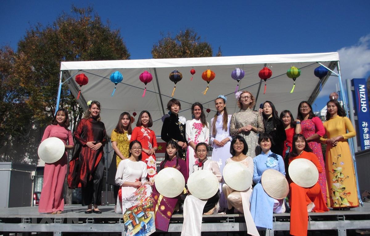 vietnamese students in japan